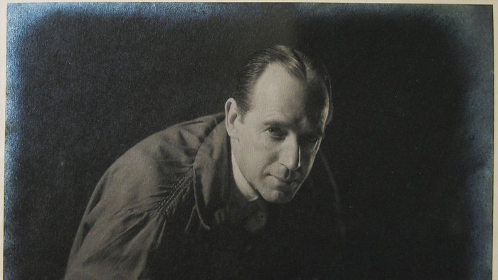 MacDonald 'Max' Gill, 1935.
