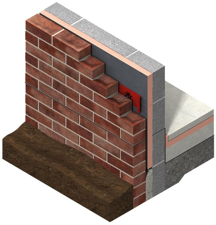 Kingspan Insulation has released new technical guidance covering applications of 90mm Kingspan Kooltherm K106 Cavity Board within a 100mm wall cavity.