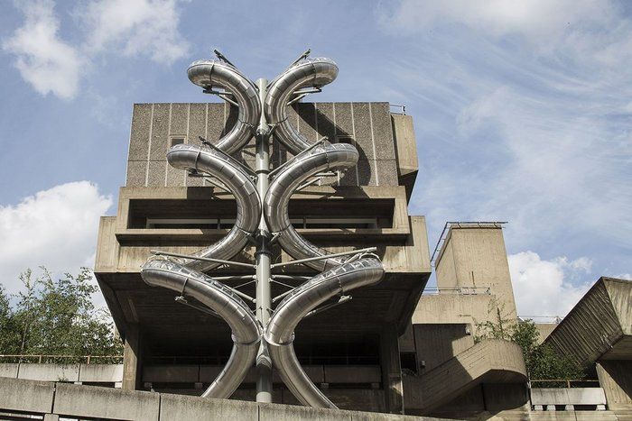 Carsten Holler's baroque bravura at the Hayward Gallery.