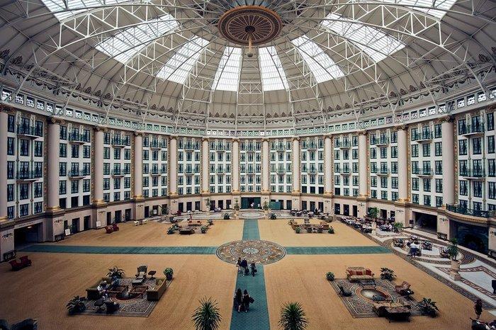 West Baden Springs Hotel, Indiana; Harrison Albright& Oliver J. Westcott, 1902
