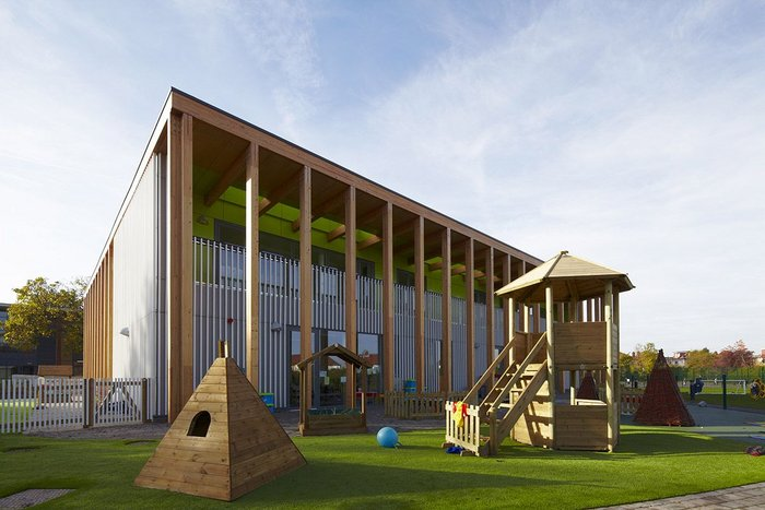 Ravenor Primary extension. Click on the image.