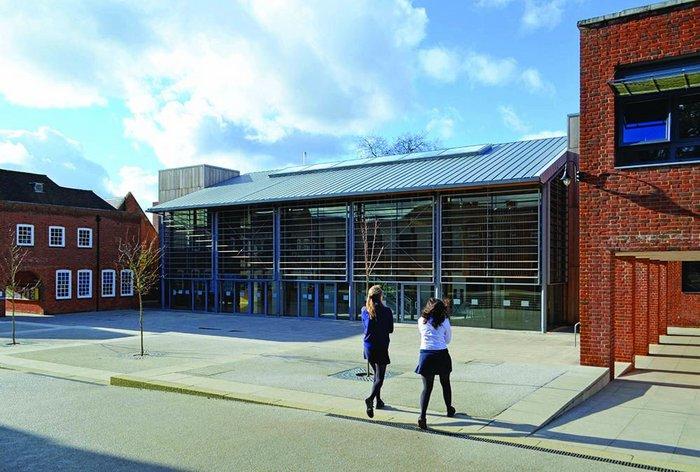 Science Building, Benenden School, Cranbrook, Kent