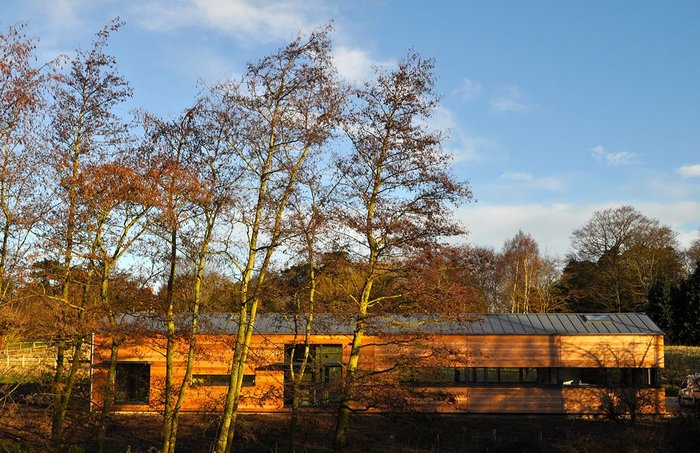 River Studio, Blackdown, Leamington Spa – Sjölander da Cruz Architects. Click on image