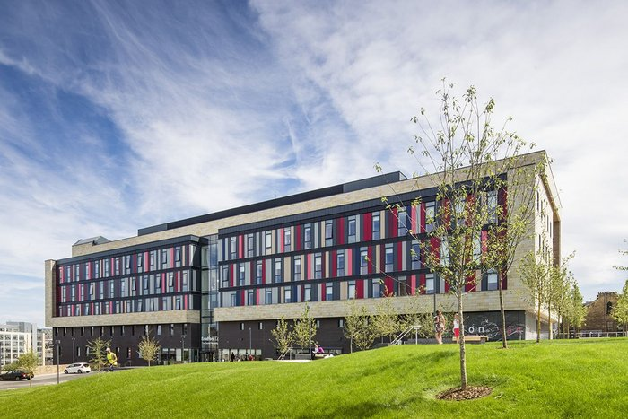 Widely lauded for its BIM delivery of the David Hockney Building at Bradford College, Bond Bryan Architects won Best BIM project at both the Construction Computing Awards 2015 and RICS BIM4SME Awards 2015.