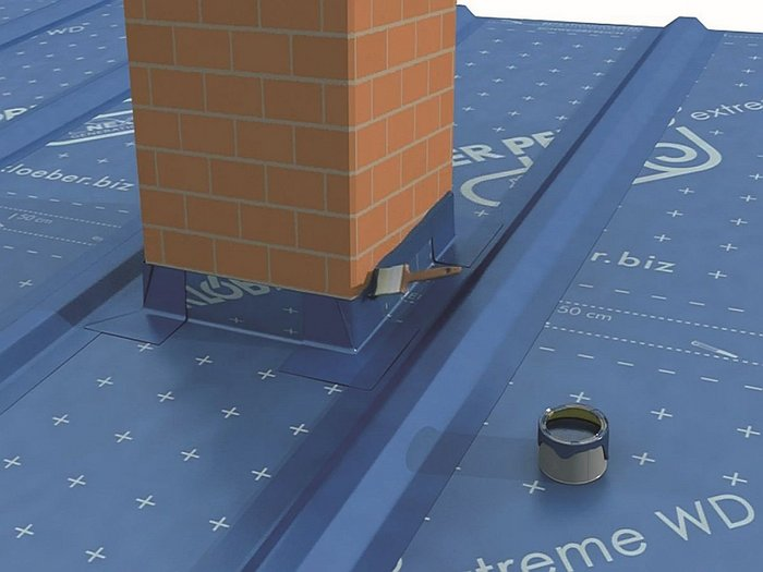 Klober S Permo Waterproof Membrane Can Be Installed On Any