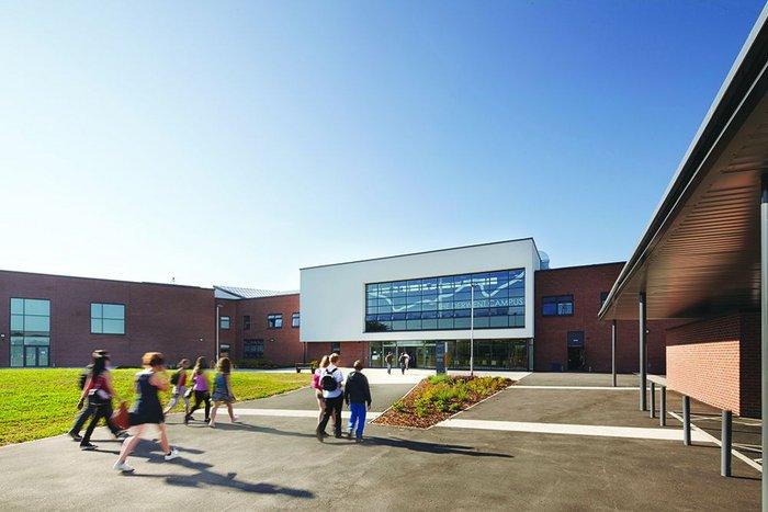 Noel Baker School with St Martin's School