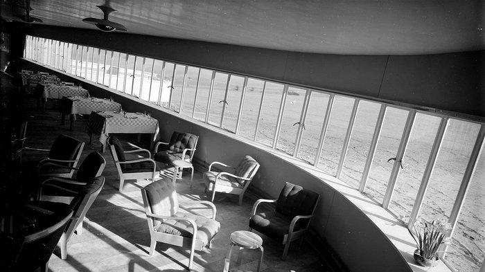 London Gliding Club, Dunstable, 1935.