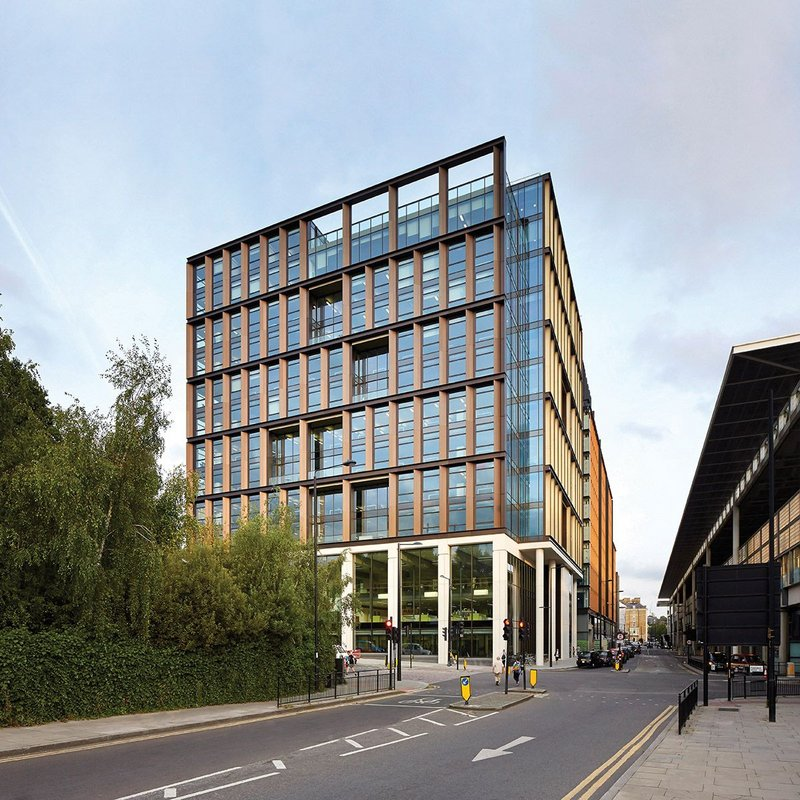 5 Pancras Square, Camden's new building was conceived from the outset to be an exemplar of sustainability, including provision for post-occupancy evaluation and feedback.