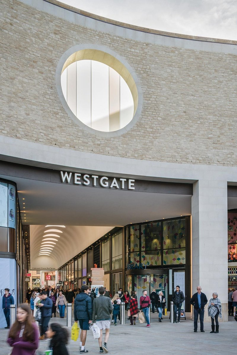 Dixon Jones' buildings included work on the RIBA Award winning Westgate Shopping Centre in Oxford as well as Oxford Said Business School, and, in London, King's Place and the Royal Opera House.