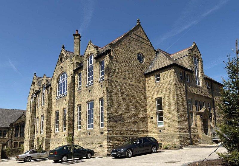 Sum Studios, Sheffield – Studio Gedye. Click on image