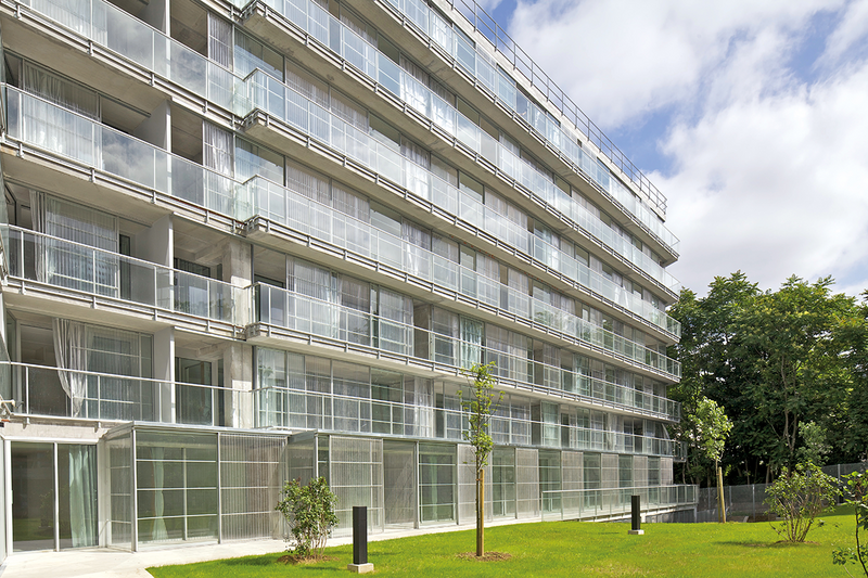 129 Units, Ourcq-Juarès Student and Social Housing Paris, France, by Anne Lacaton and Jean-Philippe Vassal, Pritzker Architecture Prize 2021 Laureates.