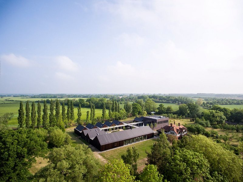 Vajrasana Buddhist Retreat Centre, Walsham le Willows