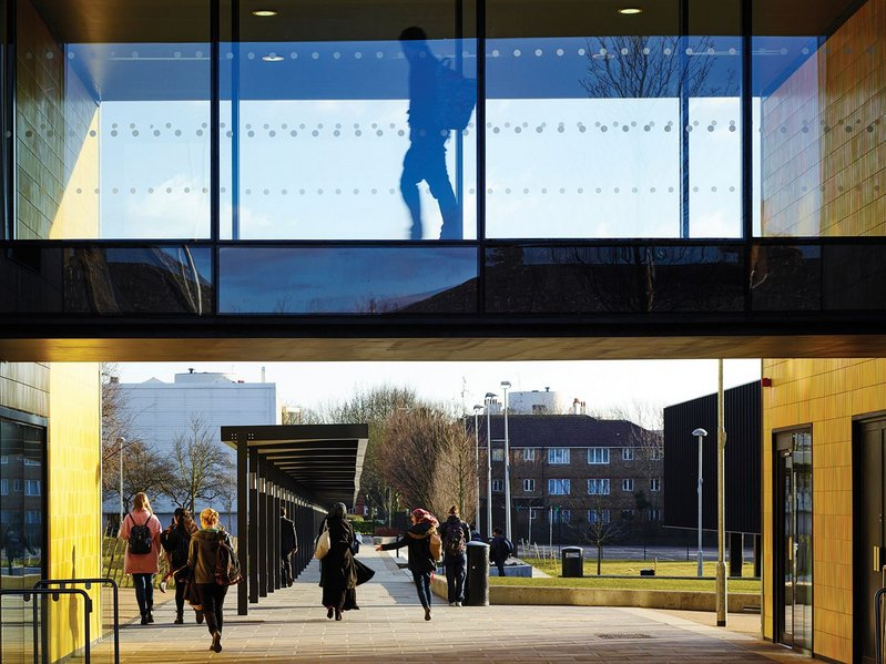 AHMM was blessed with a visonary client for its Stirling Prize-winning Burntwood School.