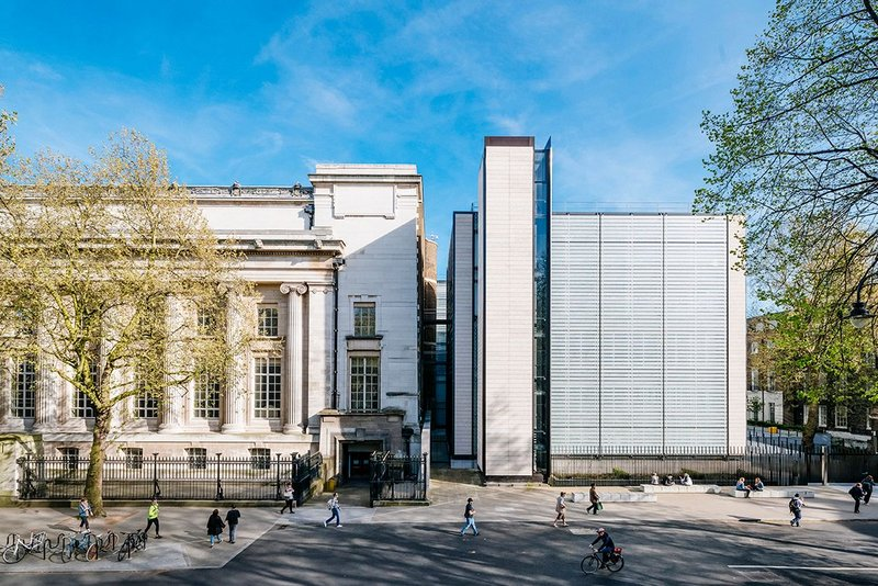 The British Museum World Conservation and Exhibitions Centre