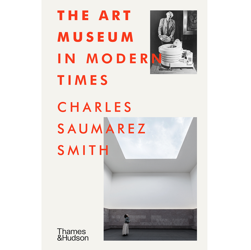 The Art Museum in Modern Times cover.