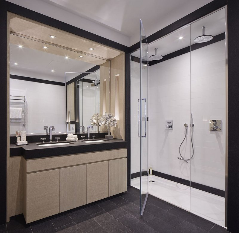 Kaldewei's Superplan shower surface and Kaldewei baths Cayono, Puro and Centro Duo 2 have been selected within Phase 1 (developed by Ballymore) and Phase 2 (developed by EcoWorld Ballymore) of the prestigious Embassy Gardens on London's South Bank.
