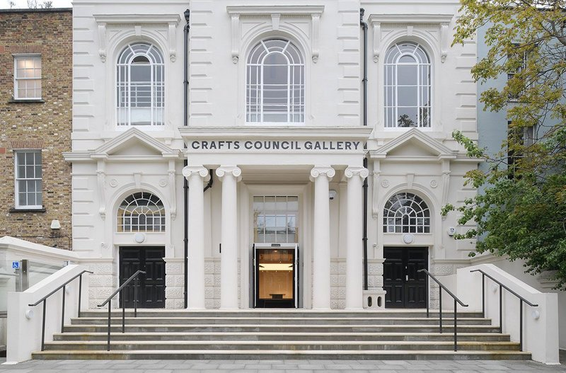Crafts council gallery.