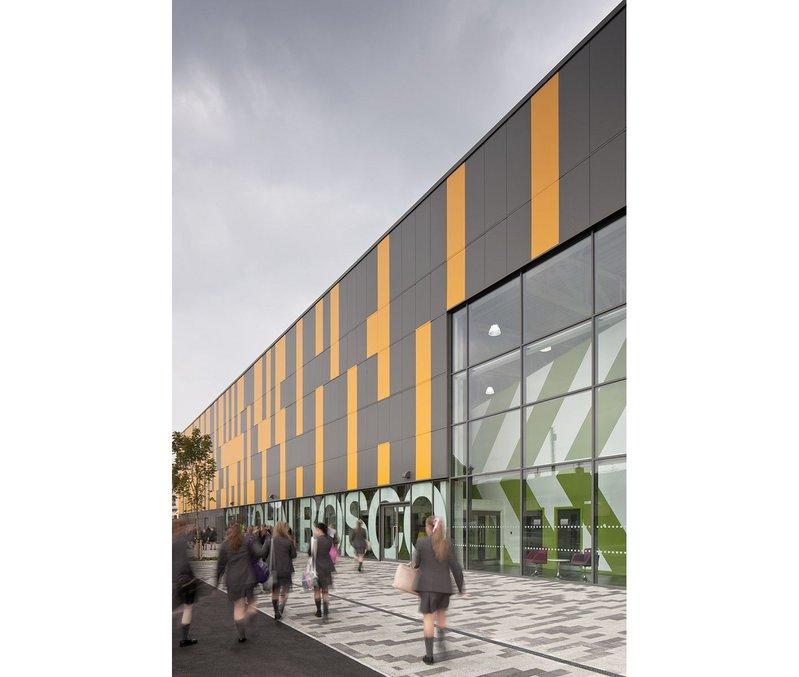 St John Bosco Arts College – BDP. Click on image.