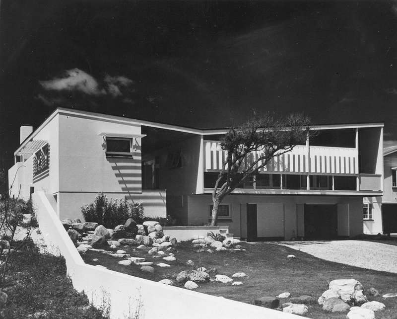 Pfitzenmaier Beach House Queensland, Australia, 1953