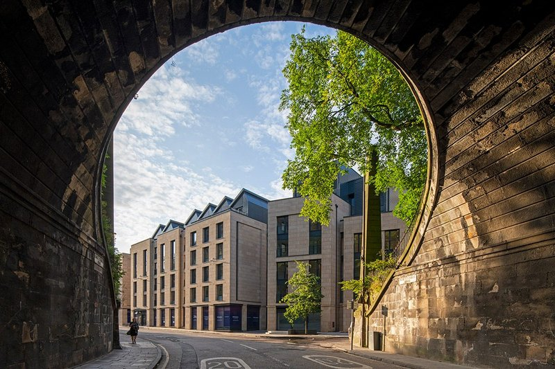 King's Stables Road, Mixed-Use Development.