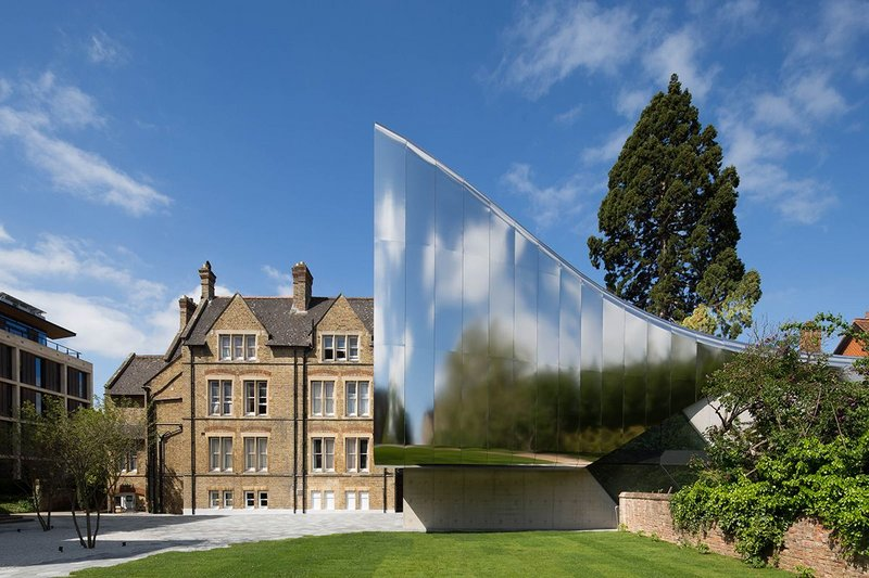 The Investcorp Building, Oxford