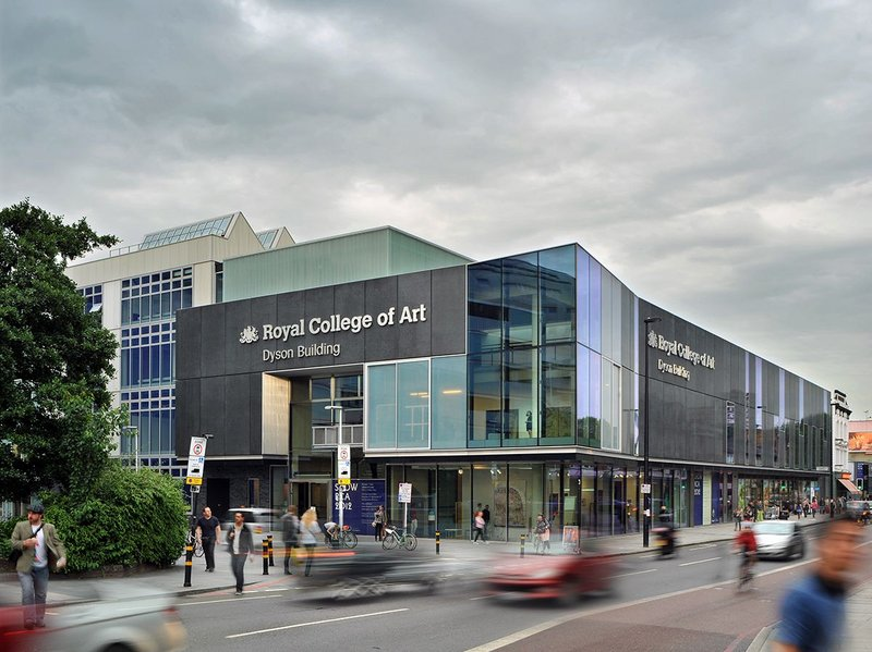 The Dyson Building for the Royal College of Art provides a 'creative factory' for print-making and photography at the college's Battersea Campus. For Haworth Tompkins, higher education is a burgeoning sector. They have further projects underway with the University of Kingston and Pembroke College, Cambridge.