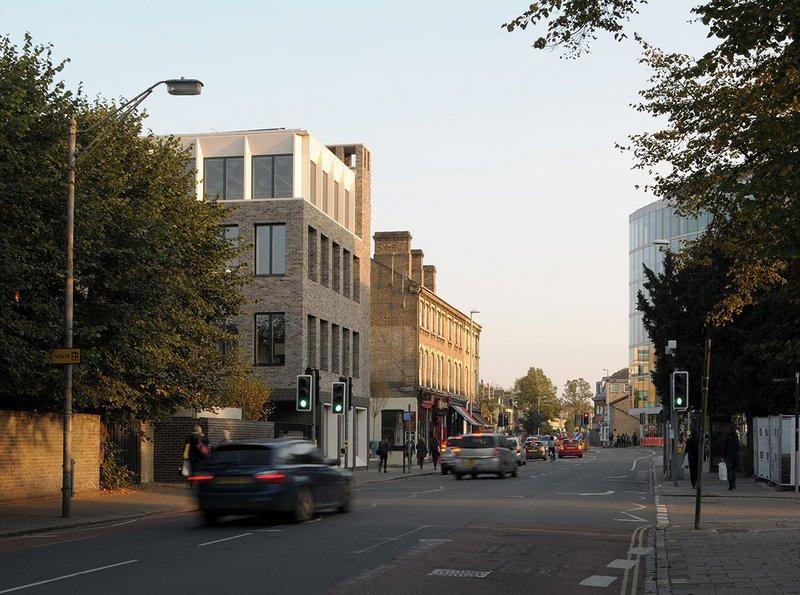 51 Hills Road, Cambridge