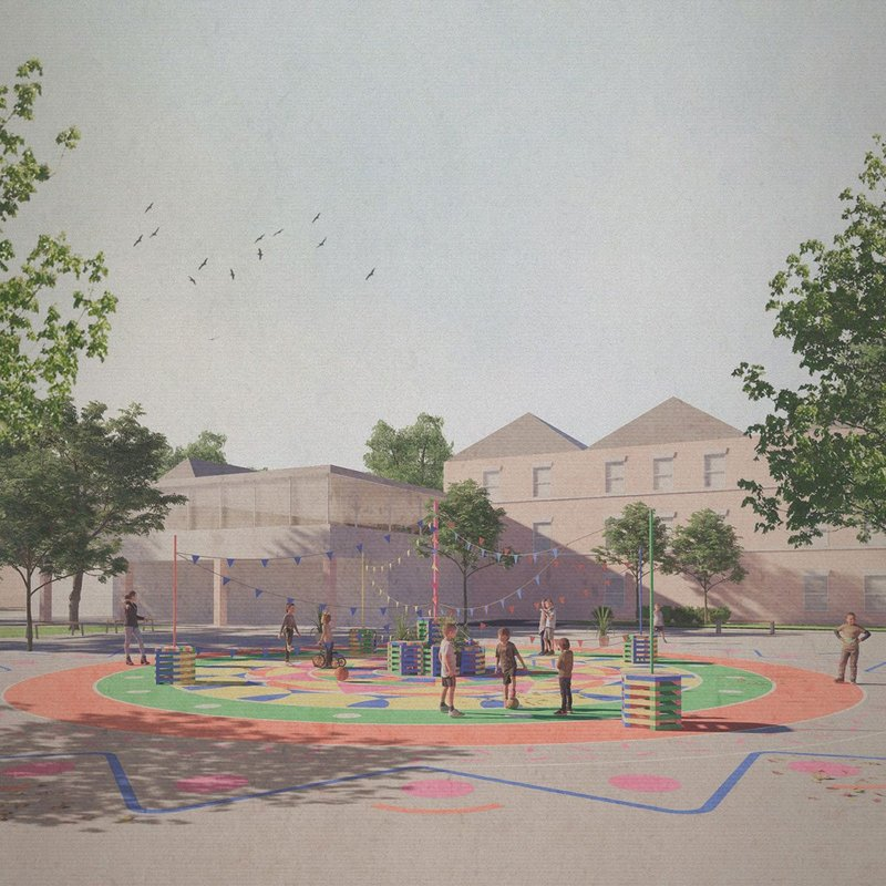 The project started with alma-nac trying to find a way to re-use Pricegore's Dulwich Pavilion in local schools.