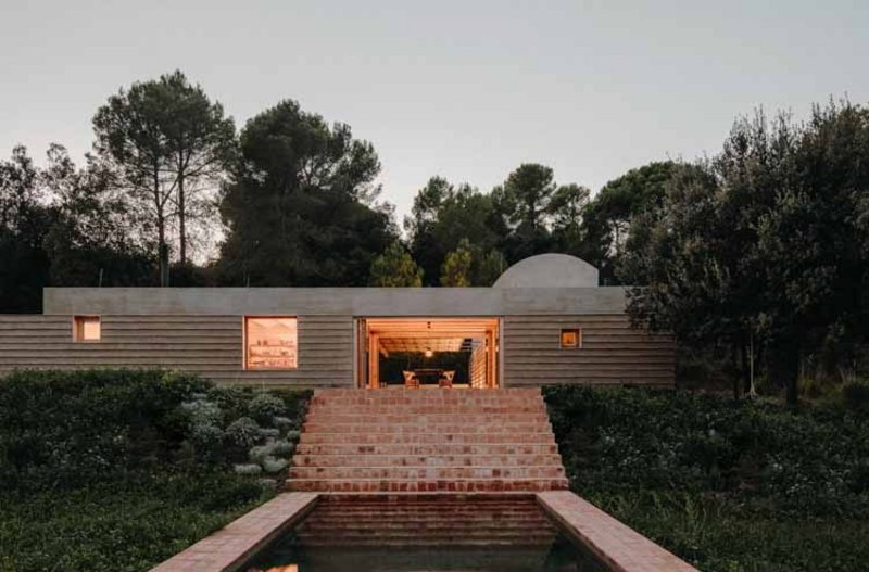 Winner of the Architecture category 2020: Casa Ter by Mesura Architects Studio.