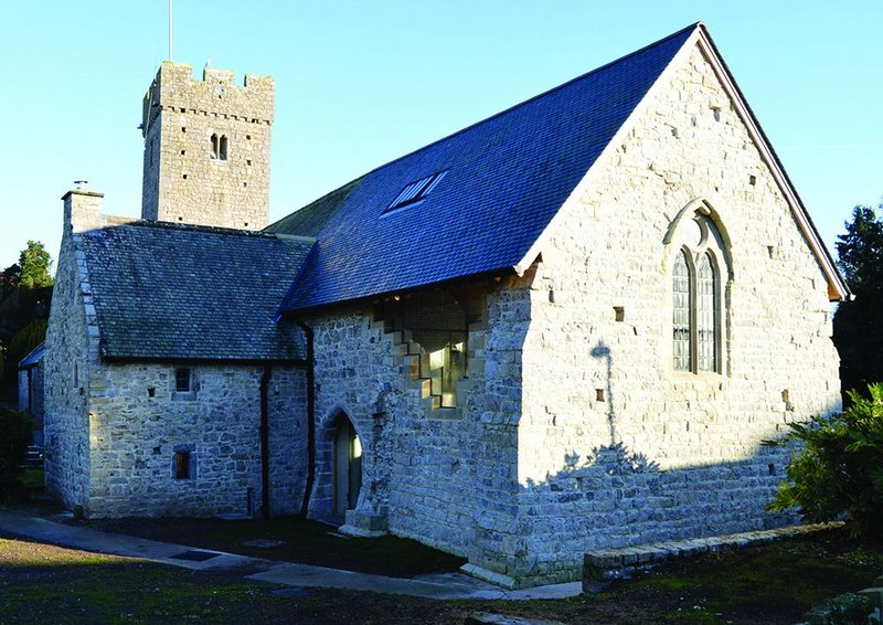 Galilee Chapel, Vale of Glamorgan