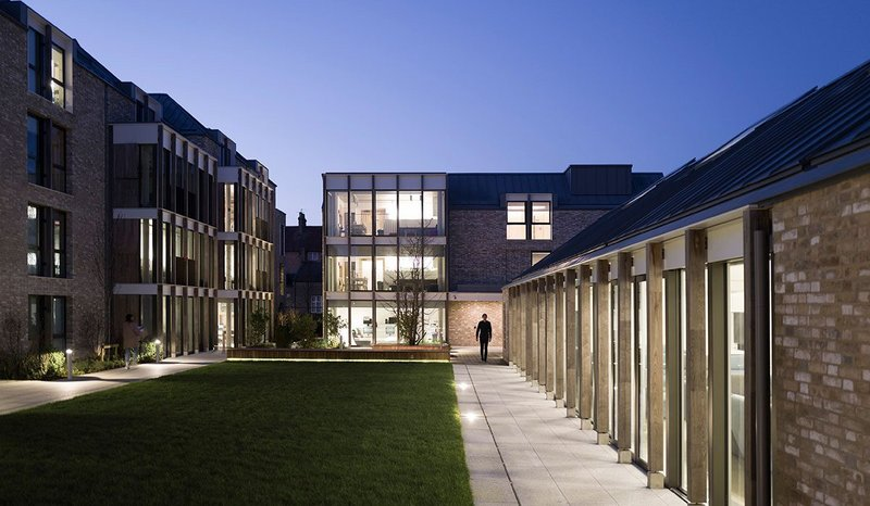 The Dorothy Wadham Building, Oxford.
