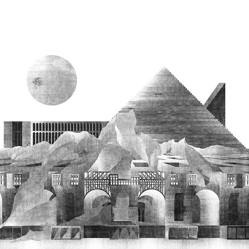 Inhabited ruins create a second life for architecture, activated with new and hybrid functions.