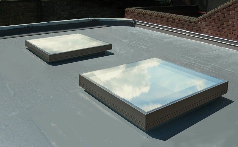 Neo Advance by the Rooflight Company: Brightening home workspaces, improving wellbeing and reducing the need for artificial light.