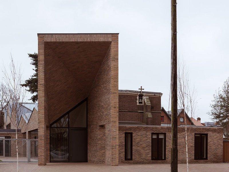 Drayton Green Church.
