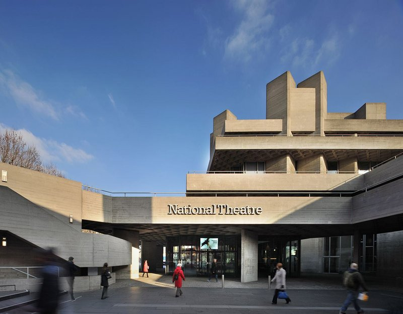 National Theatre Future Project. Click on the image.