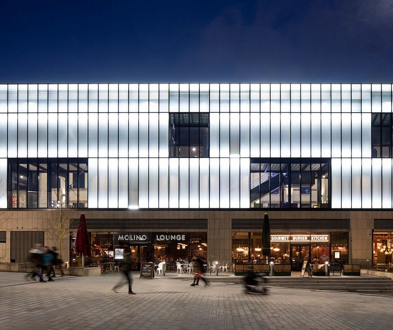 Oldham Town Hall by BDP.