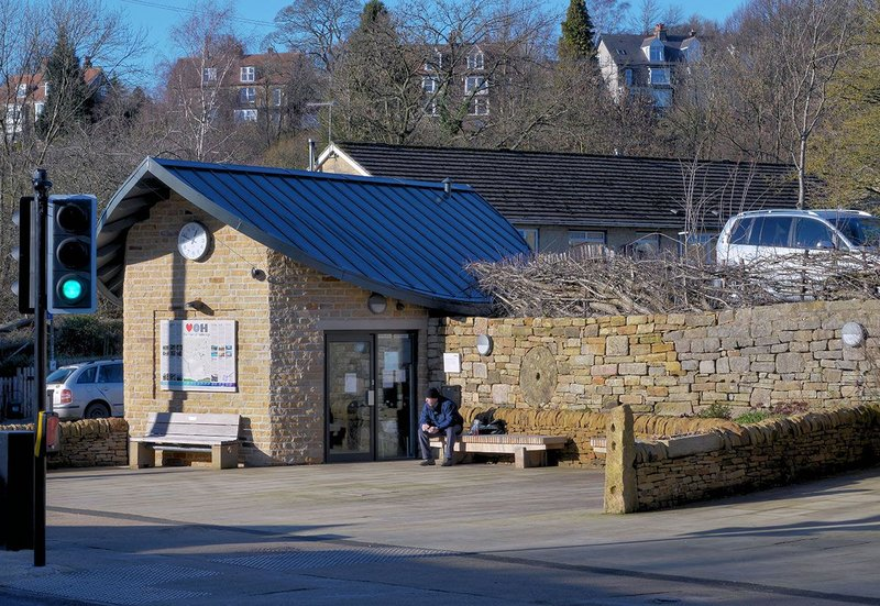 Heart for Hathersage