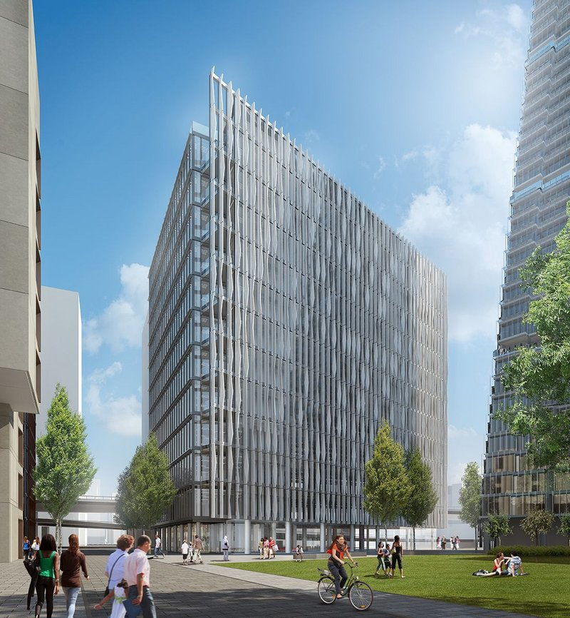 Allies and Morrison's White City campus for Imperial College London is based on a full 'active' client brief in its use of BIM.