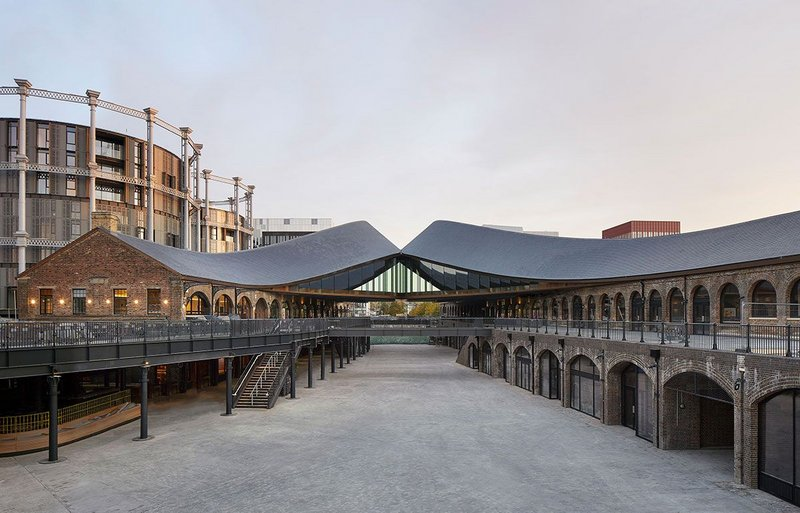 Coal Drops Yard, King's Cross.