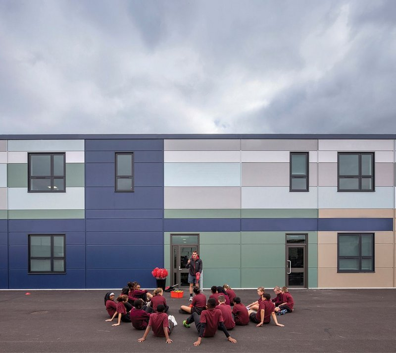 Riverside Free School in Barking, London.