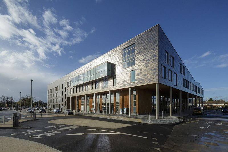 New QEII Hospital, Welwyn Garden City