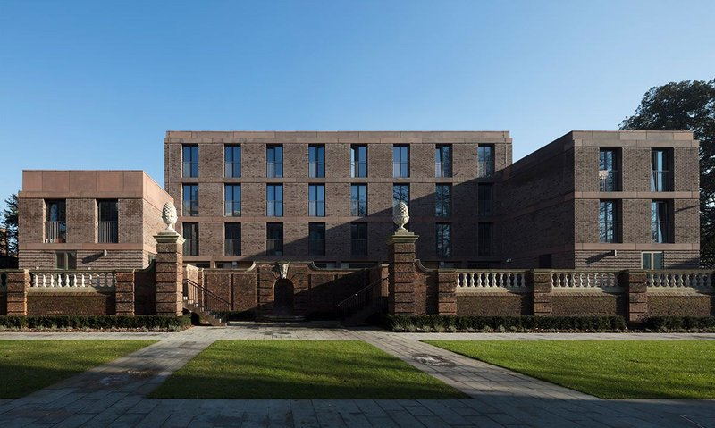 Chadwick Hall. Roehampton University.