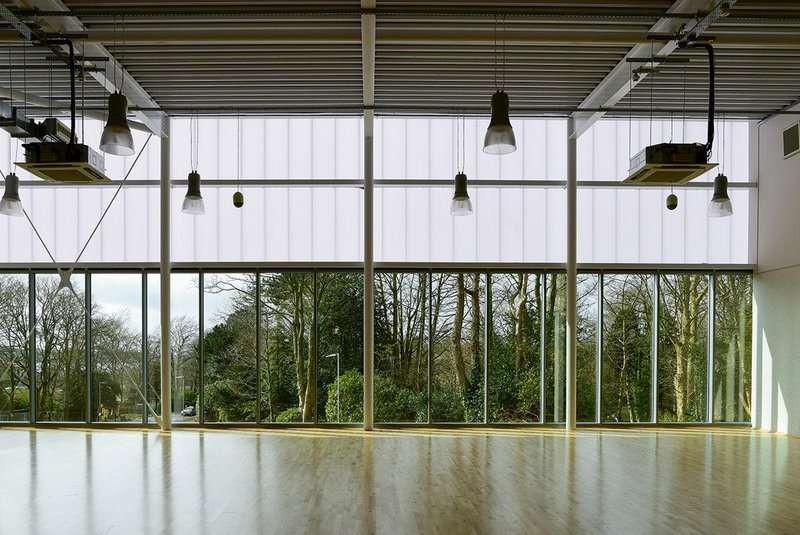 'The UK's first fully inclusive residential sport facility,' Reiach and Hall Architects' sportscotland National Centre Inverclyde.