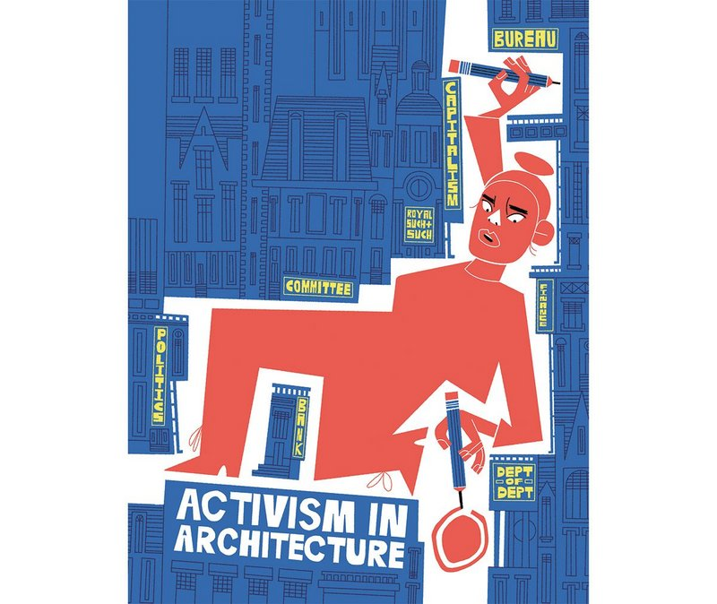 McAulay co-edited Activism in Architecture, an edition of the RIAS Quarterly.