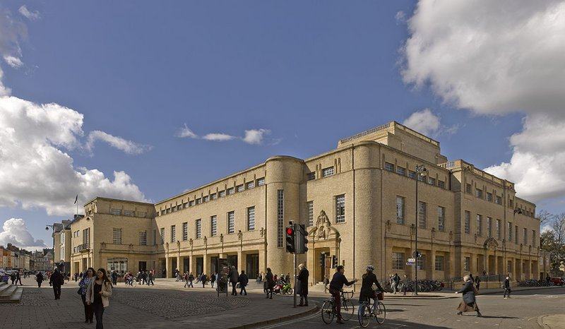 Weston Library, Oxford