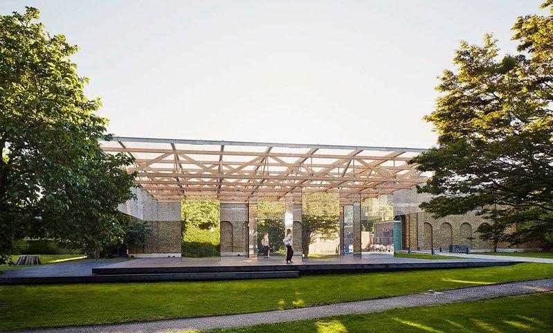 IF_DO, Dulwich Pavilion.