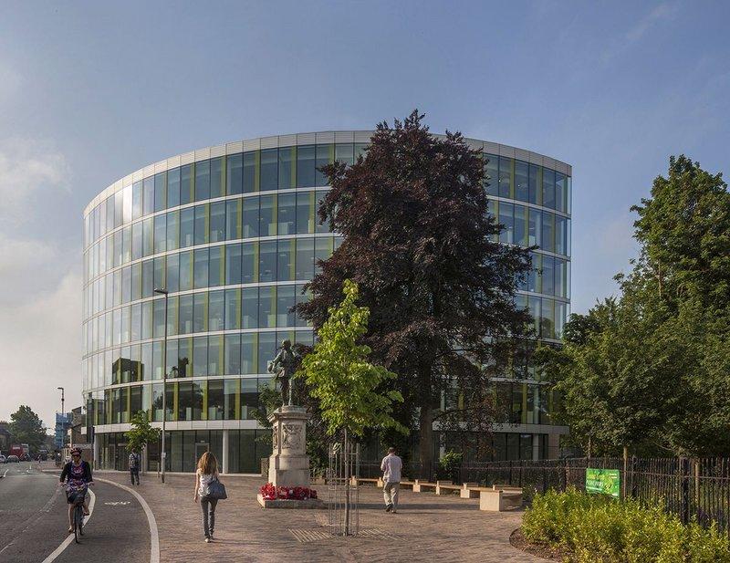 Formation's Botanic House in Cambridge