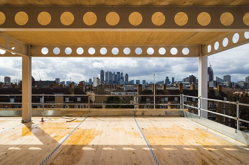 The Plan of Work 2020 has been updated on sustainability in line with the UN sustainable development goals. It is important to get the process right from Stage 0, as Waugh Thistleton Architects' timber floored offices at Orsman Road, London, show.