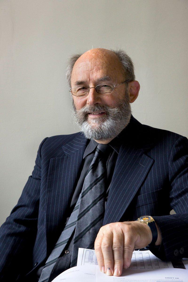 Julian Harrap, founder and principal of Julian Harrap Architects.