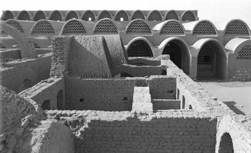 New Gourna Village, Egypt, Hassan Fathy, 1948